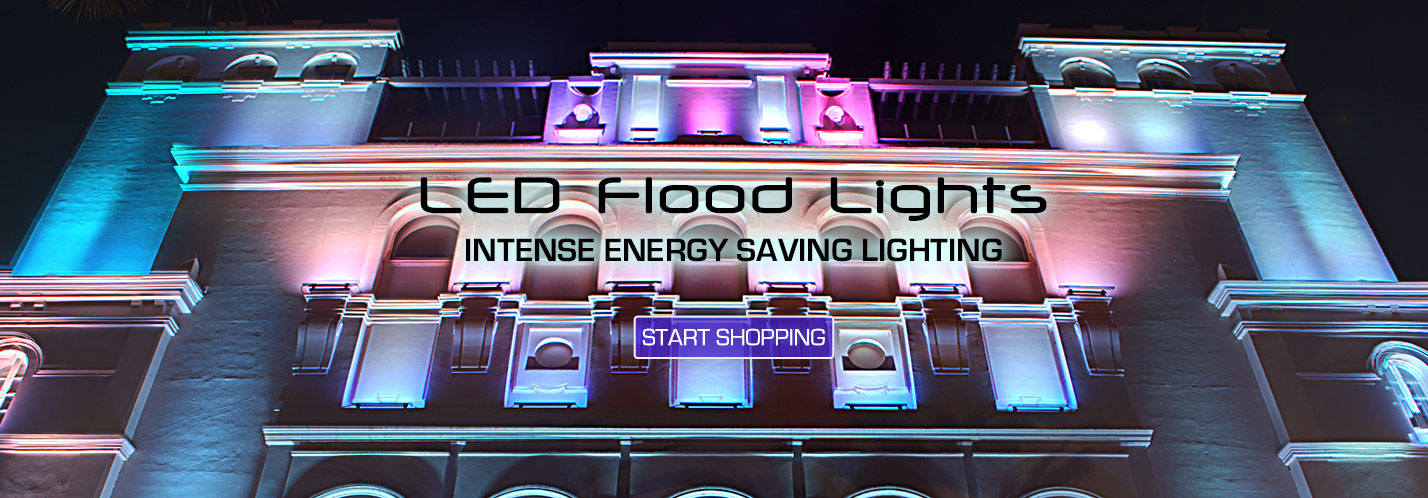 Solid Apollo LED Flood Lights