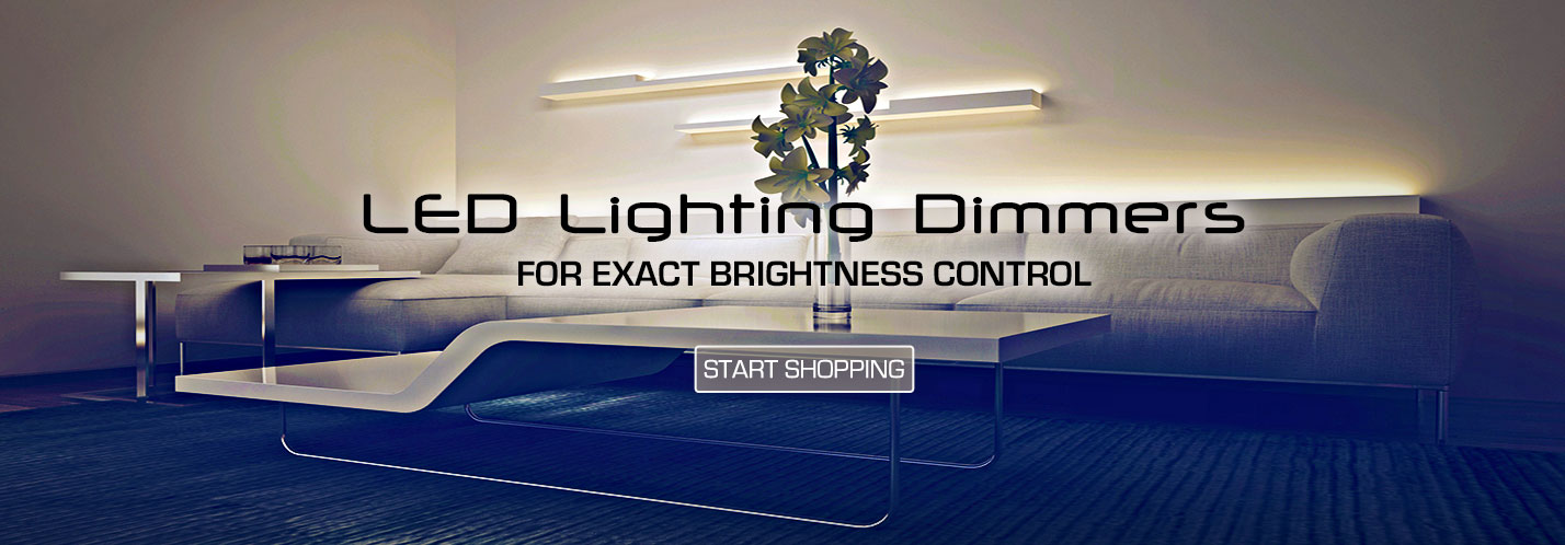 Solid Apollo LED Lighting Dimmers