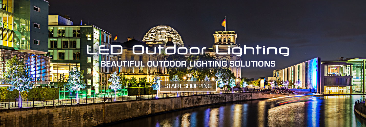 Solid Apollo Outdoor LED Strip Lights