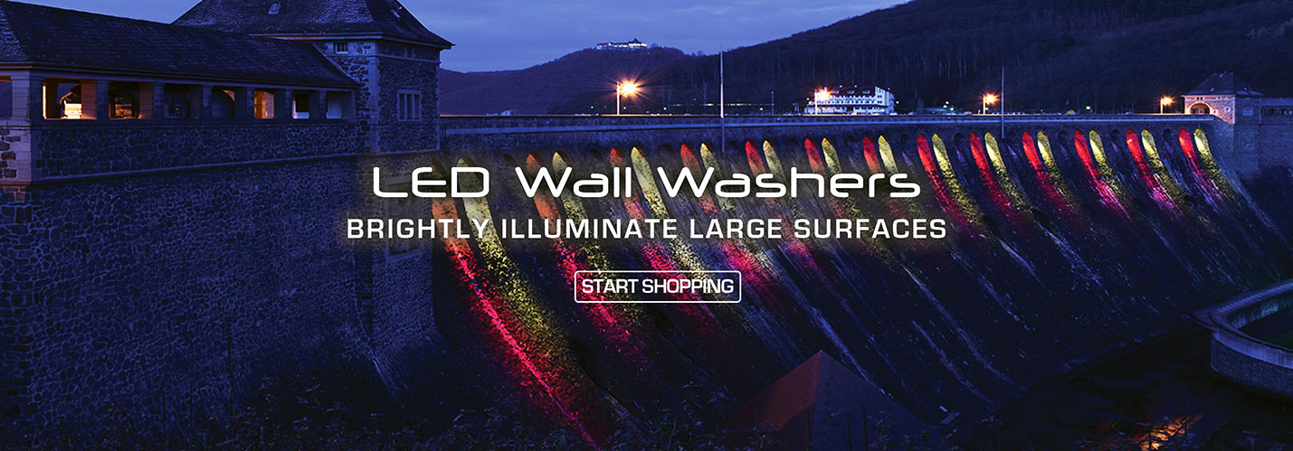Solid Apollo LED Wall Washers