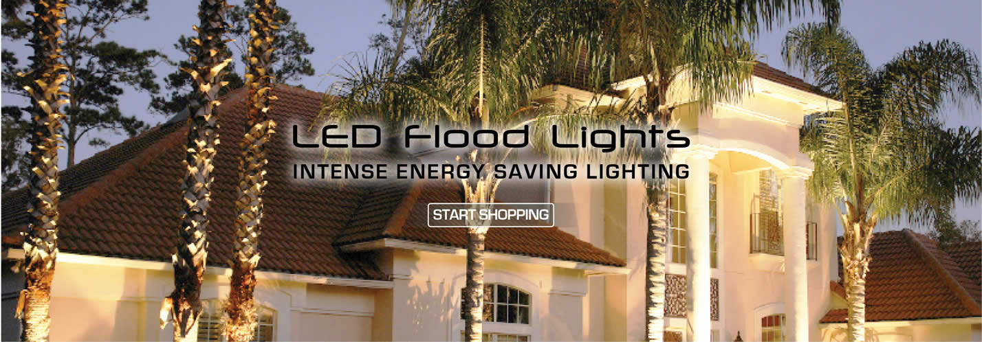 Solid Apollo LED Flood Lights Incredible Power and Safe to the Touch Energy Saving 10W 30W 50W 100W 240W