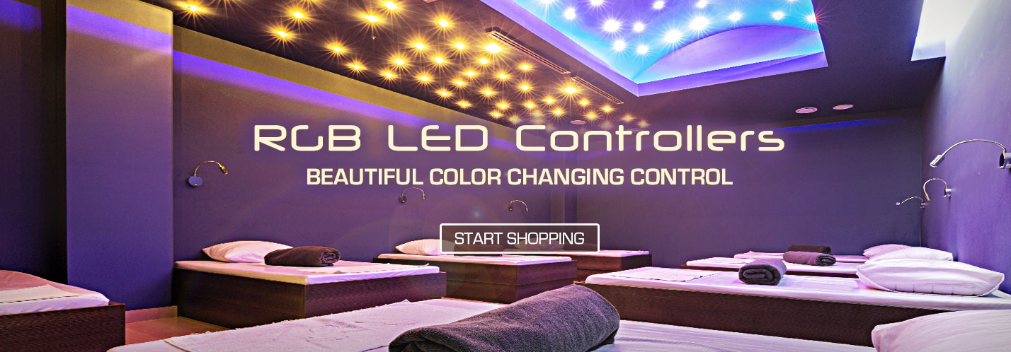Solid Apollo LED RGB Controllers