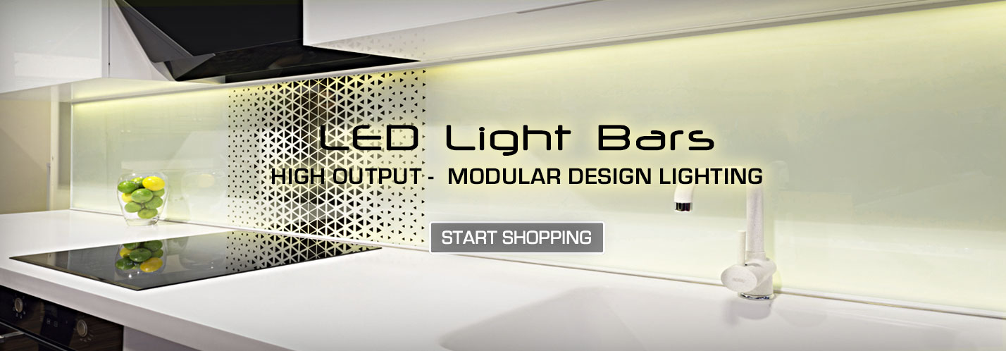 Solid Apollo LED Light Bars